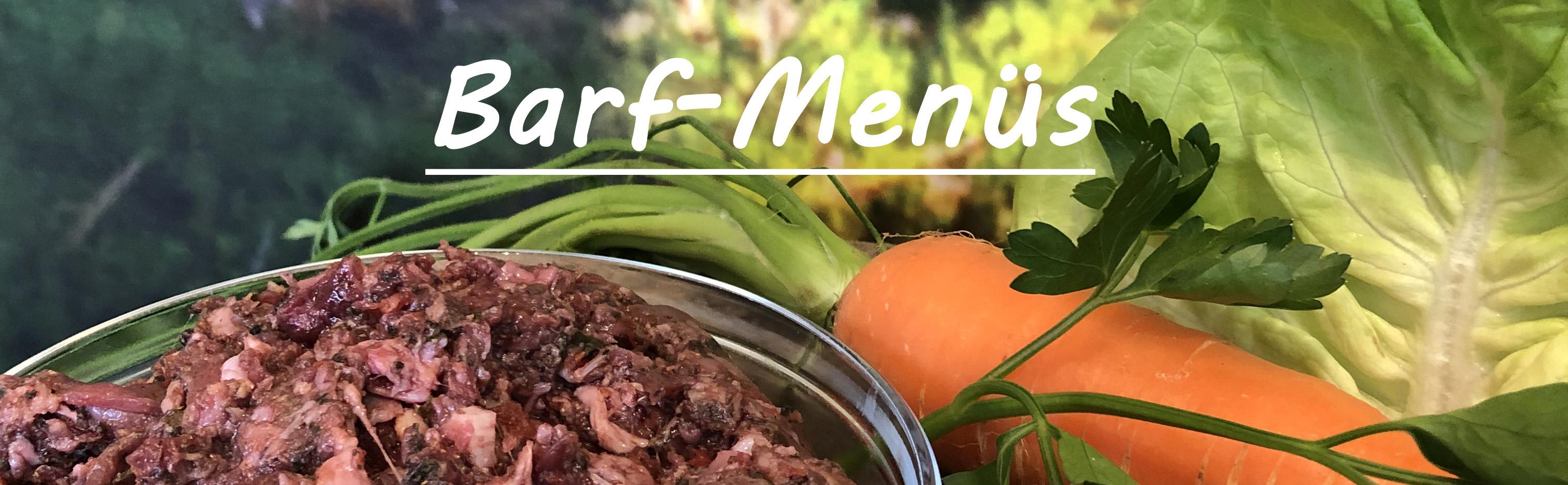 Barf Menüs